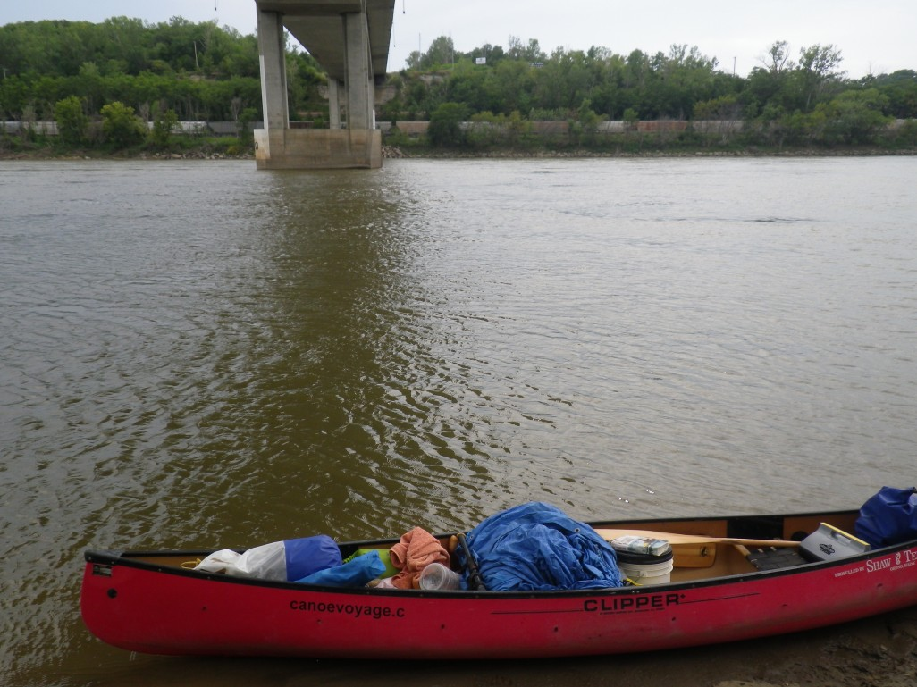 under bridges in Iowa county
