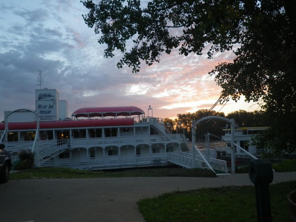 Good morning River Inn