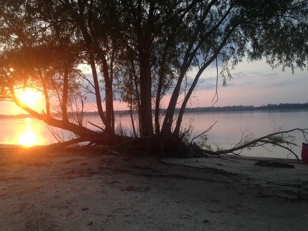 sunset * 2