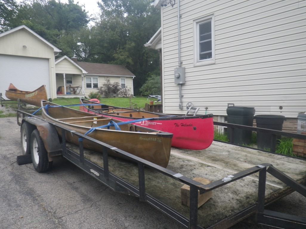 Preparing for the Mississippi with Mike