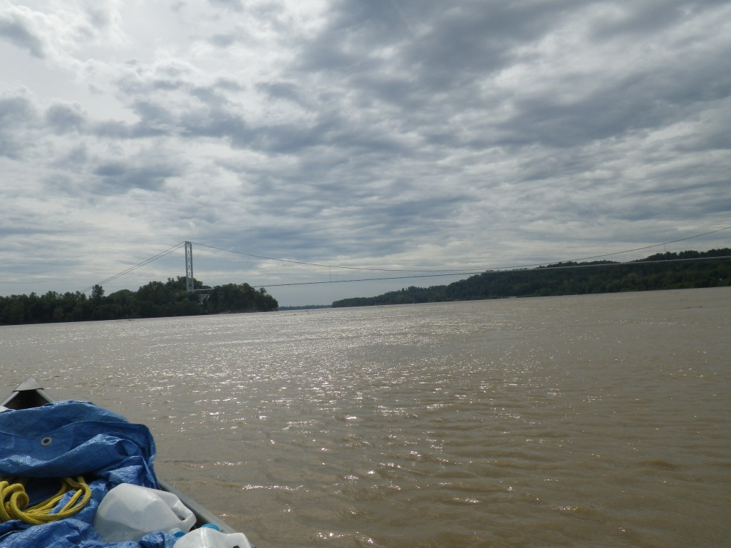 MS River